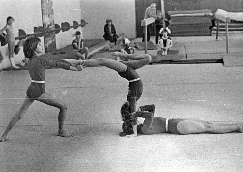 История развития акробатического танца
